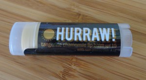Hurraw! Vegan lip balm: RRP $6.99
