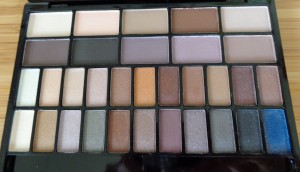 I Heart Makeup: Theme Palette - You're Gorgeous