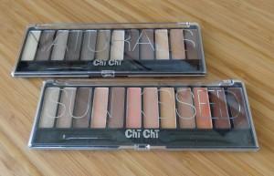 Chi Chi Cosmetics - Glamorous Eyeshadow Palettes