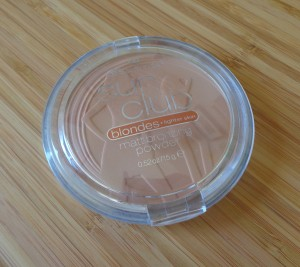 Essence Sun Club Matt Bronzing Powder - Blondes