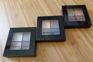 Models Prefer Eyeshadow Quad