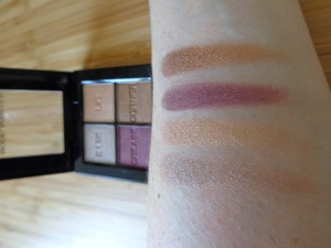 Models Prefer: Hook Me Up swatches