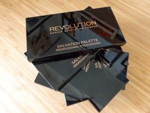 Makeup Revolution: Salvation Palettes