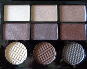 Salvation Palette: Welcome to the Pleasuredome - neutral shades