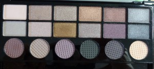 Makeup Revolution Salvation Palette: Girls on Film.