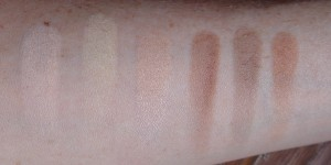 AC on Tour: Contouring and Highlighting Kit - swatches
