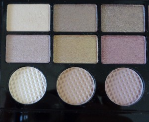 Makeup Revolution Salvation Palette: What You Waiting For? - left of palette