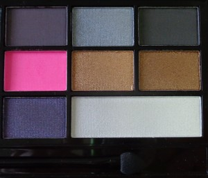 I Heart Sin - right side of palette