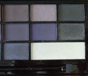 I Heart Passion - right side of palette