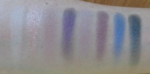 Swatches: Love is the Drug, Limber Up, I Believe, Dangerous Liaisons, In My Heart, Missing a Beat, Never Never and Catch Your Eye.