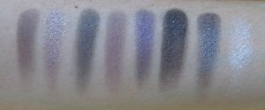 Swatches: Rumba Down, I Say Go, Guess the Rest, Heartbreaker Romance, Takes Over, We Are Going Home, U Need More and Easier Affair.