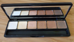 ELF Prism Eyeshadow Palette: Naked
