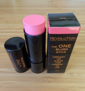 Makeup Revolution - The One Blush Stick: Pink