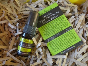 Tula Naturals Ultra Nourishing Facial Serum