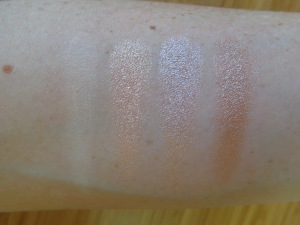 Le Fabuleux Swatches - top row