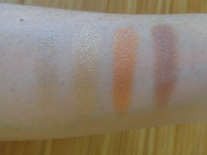 Le Fabuleux Swatches -  middle row