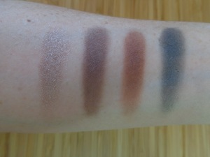 Le Fabuleux Swatches - bottom row
