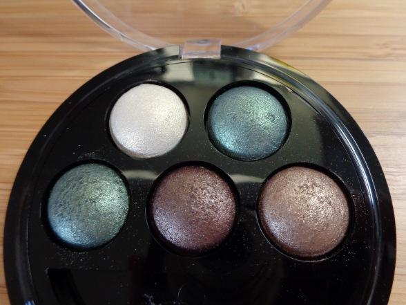 5 Baked Eyeshadows Palette - Beyond Eden