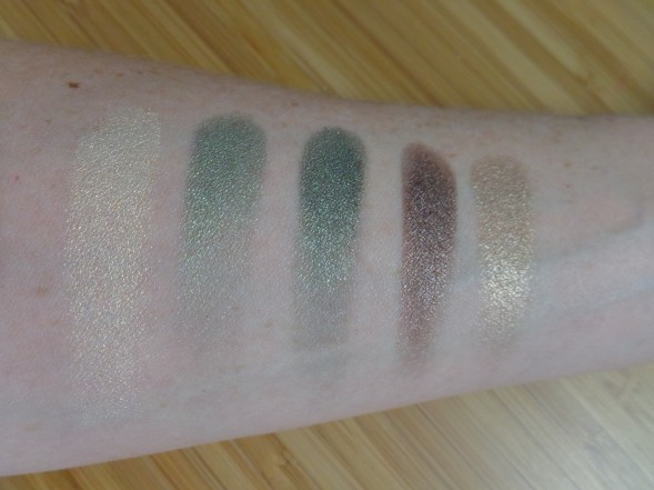 Beyond Eden Swatches