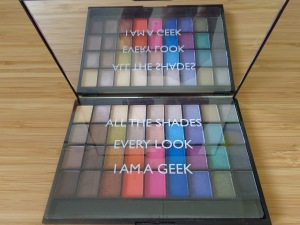 I heart Makeup Slogan Palette - Makeup Geek.