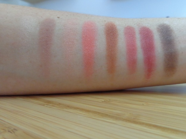 swatches: top row, left to right