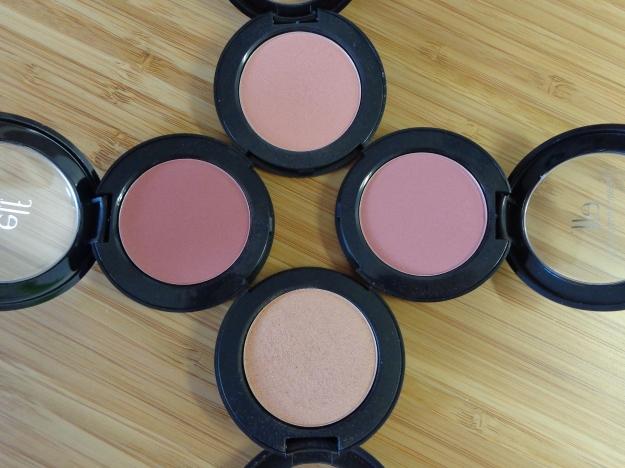 E.L.F pressed mineral blush & bronzer